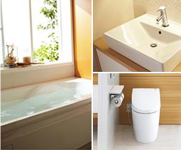 バスルーム・洗面所・トイレ